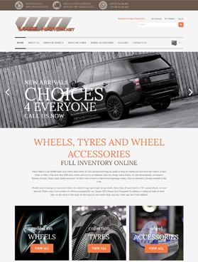 Webile Technologies - Wheel Nation